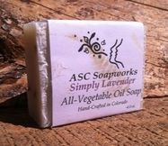 Olive Oil Soap Simply Lavender