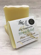 Olive Oil Soap Stress Relief