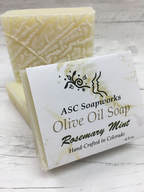 Olive Oil Soap Rosemary Mint